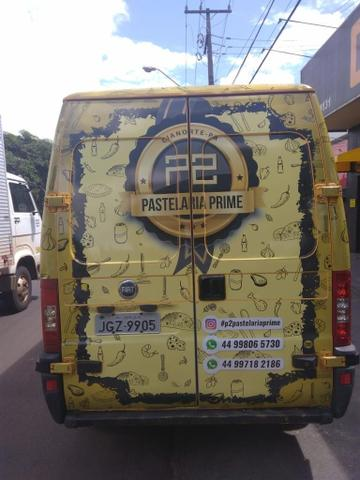 Fiat Ducato Maxicargo Food Truck - Foto 2