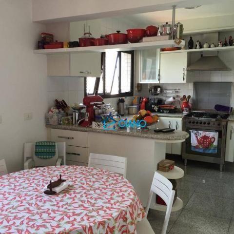 Apartamento com 4 dormitórios à venda, 187 m² por r$ 1.050.000,00 - anália franco - são pa - Foto 14