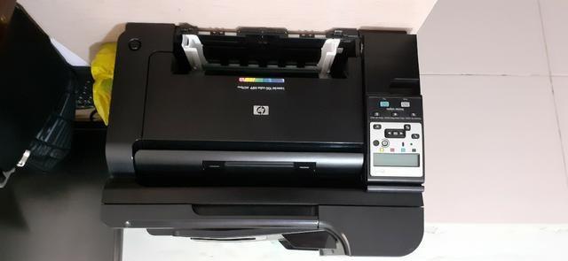 Multifuncional HP LaserJet Pro 100 Color M175NW - Foto 4