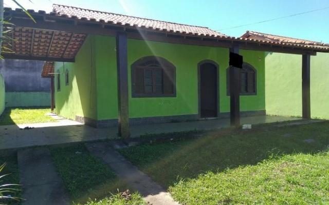 CA 607-Imóvel independente com amplo quintal - Iguaba Grande - RJ