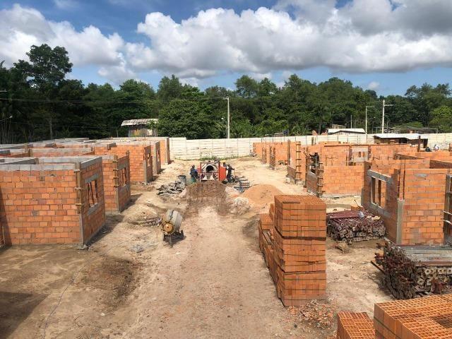 Casas em Ananindeua 3/4 com suíte obras aceleradas - Foto 3