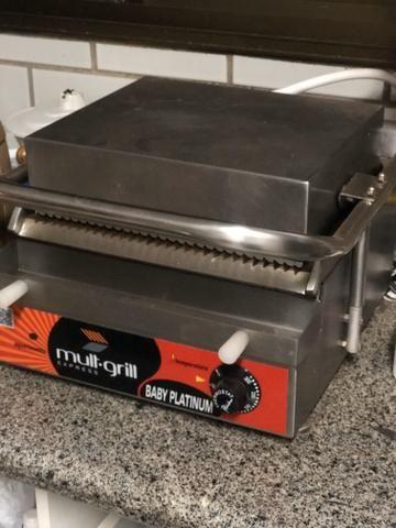 Mult Grill baby Platinum - Foto 3