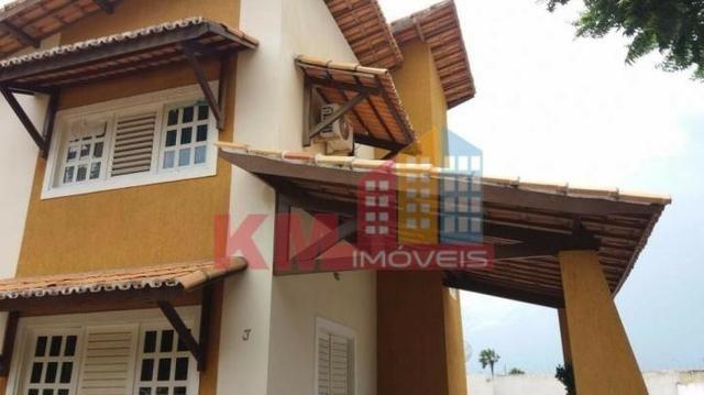Vende-se ou Aluga-se casa duplex em condomínio no Alto do Sumaré - KM IMÓVEIS