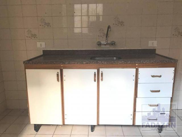 Apartamento para alugar, 87 m² por R$ 1.200,00/mês - Cristo Rei - Curitiba/PR - Foto 9