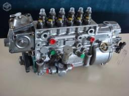 Bomba do volvo edc 360 nl com regulador mecanico a base troca