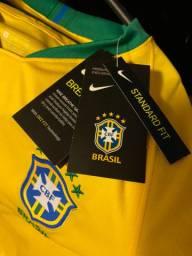 Camiseta Neymar Seleção Brasileira