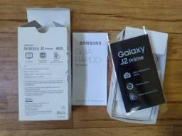 Caixa Samsung Galaxy J2 Prime