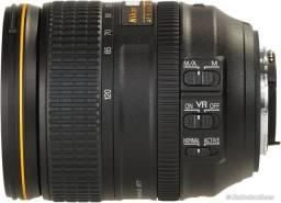 Lente Nikon af-s 24-120mm f/4 g ed vr Usada