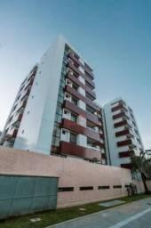 Apartamento à 200m do mar com 3 quartos (2 suítes)