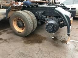 Conjunto de 3 eixo (truck) comprar usado  Goiânia