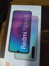 """Xiaomi Redmi Note 8 Dual SIM 64GB 6.3"""" 48 + 8 + 2 + 2MP / 13MP OS 9.0 - Neptune Blue"""