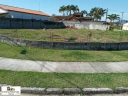 Terreno de esquina medindo 322 metros/Pontal de Santa Marina