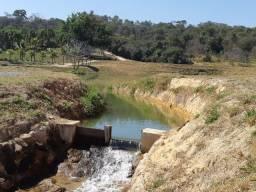 Chácaras 20.000m² com Nascentes Lagoas Cachoeiras e Praças. R$37.800 + Parcelas