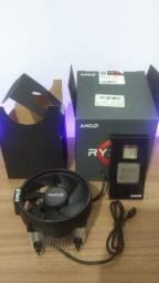 Processador AMD Ryzen 7 1700 (8 núcleos/16 threads)