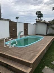 Casa com piscina em Guriri para carnaval