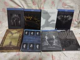 Game of Thrones Blu Ray Digipack