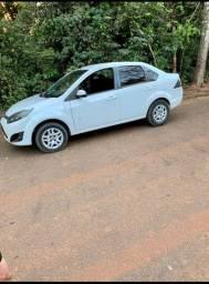 Fiesta 1.6 Sedan 2014 Completo! Urgente