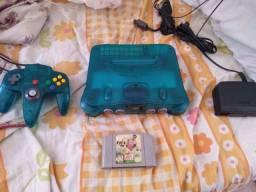 Nintendo 64 sabores