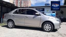 Etios Sedan Xs 1.5 Flex 2017 Automático, Única Dona.