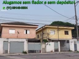 Casa de 4 côm, independente com garagem, sem depósito, perto da estaç. de trem Grajaú