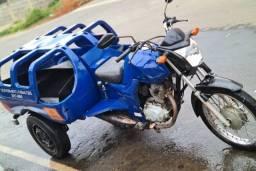 Triciclo Honda