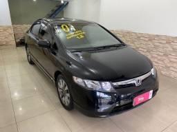 Honda Civic LXS Automatico Completo + Gnv