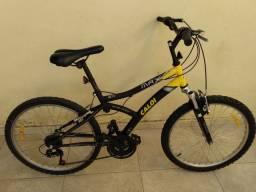 Vendo Bike Caloi Max Front 21v aro 24