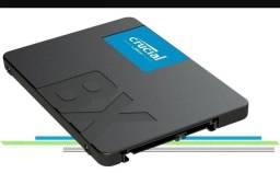 SSD 120 crucial, Kingston, hp