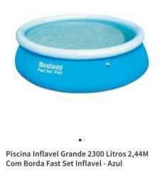 Piscina inflável Nova