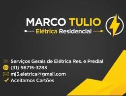 Eletricista Residencial - Aceito cartão