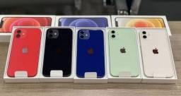 IPhone 12 Todas as Cores disponíveis Lacrado 12 meses garantia Apple