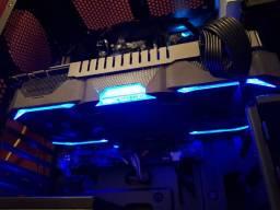 Placa de video GTX 1070 Ti 8GB Zotac AMP Extreme