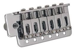 Ponte de guitarra, completa com alavanca, pente, molas e chaves