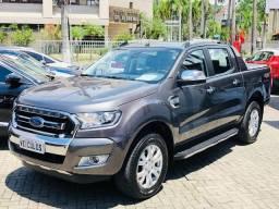 Ford Ranger limited 4x4 automática 2019 único dono 22.000 km