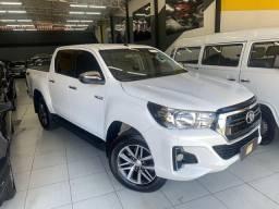 Toyota Hilux SRV 4X4 3.0 Diesel Automática-Único dono- KM 20.000