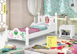 Mini cama moranguinho de promoção kdbd