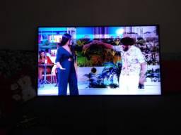 Tv 55 smart (defeito)