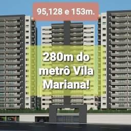 Lançamento na Vila Mariana 95 a 153 m2 02 ou 03 suítes e 4 dormitórios 02 vagas