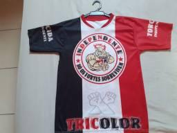 Camisa independente SPFC