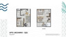 Apartamento com 2 Quartos - Praia dos Carneiros | Max Carneiros Suítes
