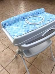 Banheira com Tocador para Bebe | Praticamente NOVO !