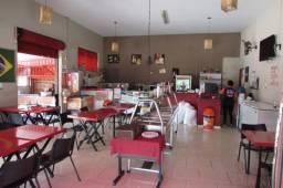 Restaurante completo em funcionamento com ótima localização próximo ao aeroporto