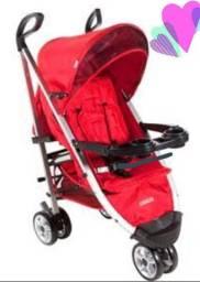 Vendo carrinho  vermelho de bebê