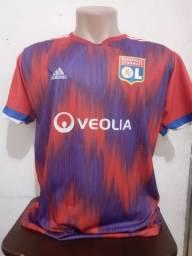 Camiseta  Do  Lyon