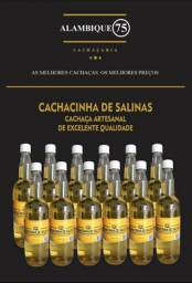 Cachaças direto de Salinas