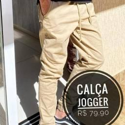 Calça Jogger - Diversos modelos - Atacado e varejo