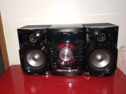 Som Panasonic Jukebox 300w
