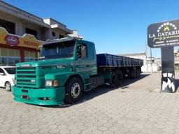 Conjunto - Scania 112HW - Carreta Randon