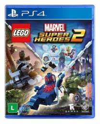 Jogo Lego Marvel Super Heroes 2 PS4 Mídia Física (Novo e Lacrado)