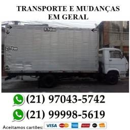 Transportes e Mudanças em Geral Pavuna e RJ